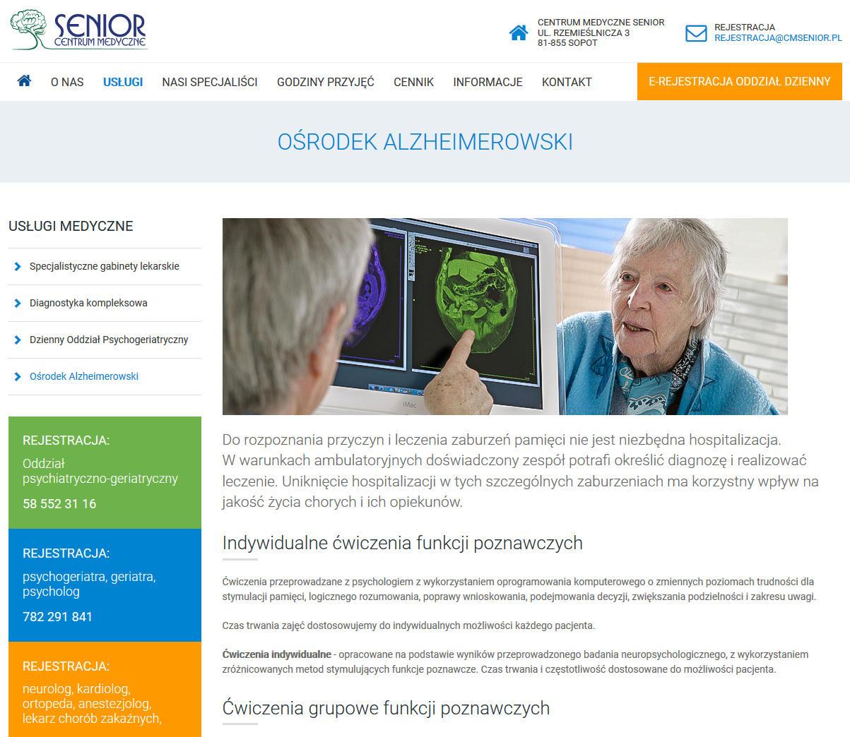 Centrum Medyczne CMSENIOR