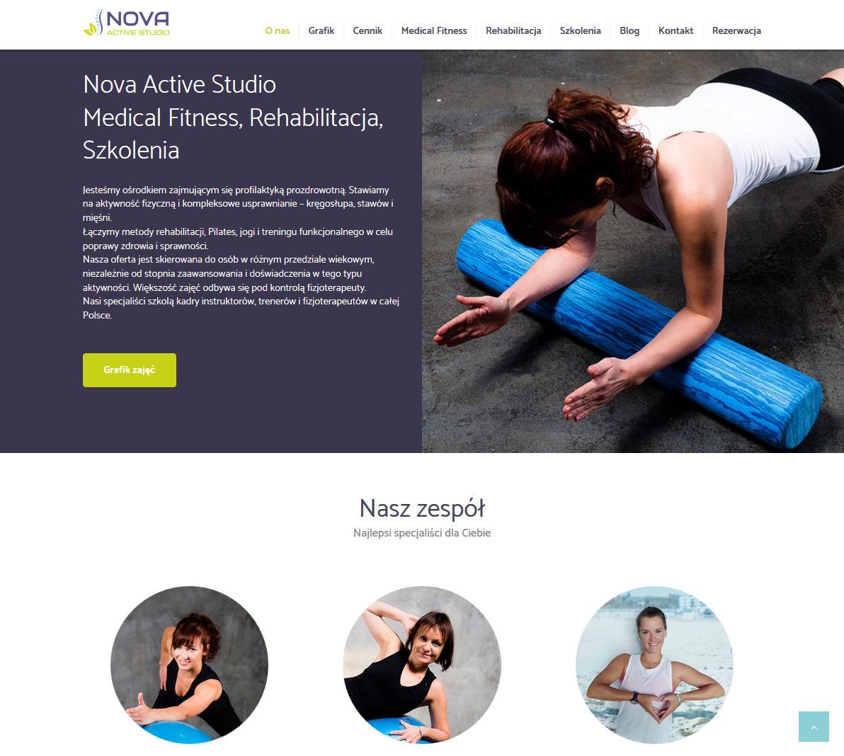 Nova Active Studio